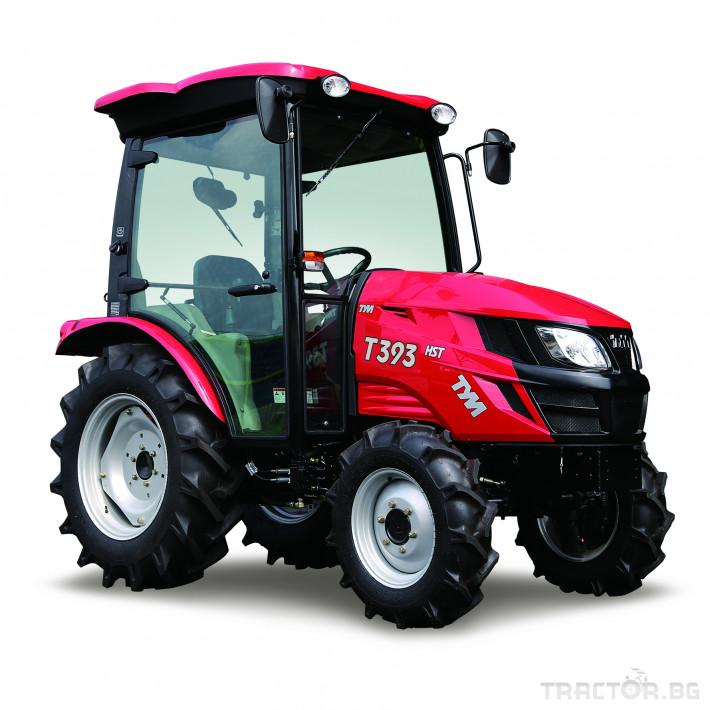 Трактори TYM Т393 0 - Трактор БГ