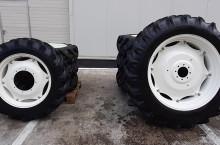 Тесни гуми с джанти за трактори
